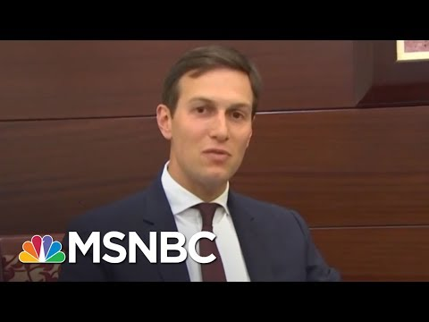 Why Robert Mueller Following The Debt Scares Trump Kushner The Beat With Ari Melber MSNBC
