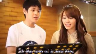 Yoseob beast and eunji apink love day (ger sub )