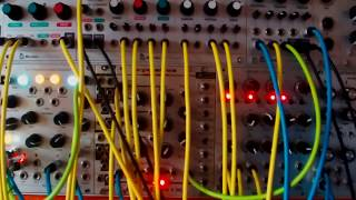 Modular Synth - Patch in Progress 47