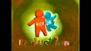 Noggin and Nick Jr Logo Collection Caught a Cold