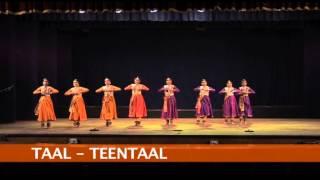 Kathak Dance : Prajakta Raj (Atre) and Disciples: Kathak Ballet