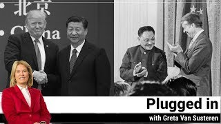 US-China – 40 Years | Plugged in with Greta Van Suseren