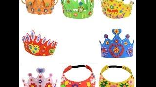 12 Crafts for Happy Children