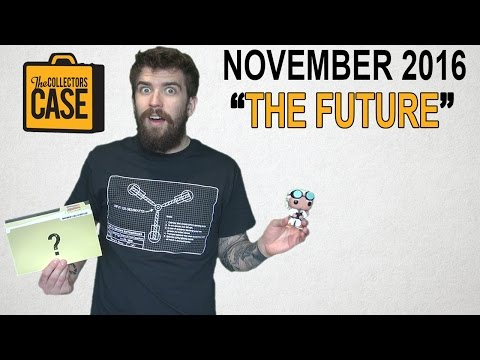 The Collector's Case Unboxing w/ DanQ8000 - November 2016: