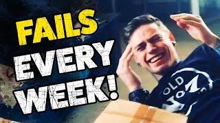 FAILS EVERY WEEK   Fail Compilation   January 2019