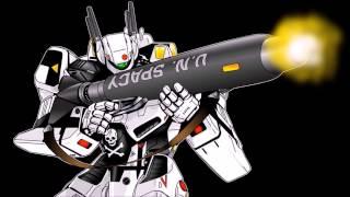Robotech Macross - GU-11 Gun Pod Sound Effect