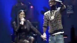 Fetty Wap And Nicki Minaj Dating After Splitting With Meek Mill?