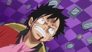 Luffy VS Katakuri (Recap episodes 850-862). Full Fight So Far!