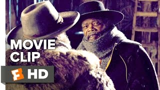 The Hateful Eight Movie CLIP - Everybody's Got a Mother (2015) - Samuel L. Jackson Movie HD
