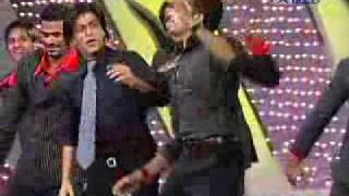 Sreesanth - Can dance off the field too!