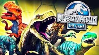 EVENTO VIP EXCLUSIVO DIFÍCIL! - Jurassic World - O Jogo - Ep 126