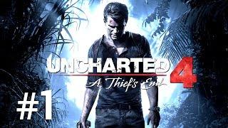 Uncharted 4 | Povestea incepe (Prezentare) (PS4)