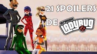21 SPOILERS de la segunda temporada miraculous ladybug LEER DESCRICION