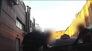 Шок! Пьяный водитель такси атакует с топором!