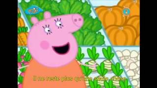 Peppa Pig au supermarché