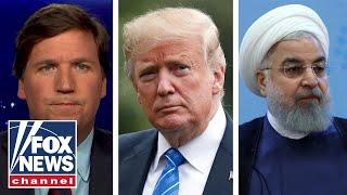 Tucker: An Iran war would destroy Trump