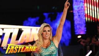 Brie Bella vs. Charlotte - Divas Title Match: WWE Fastlane 2016