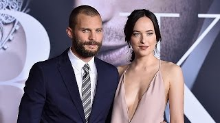 EXCLUSIVE: Jamie Dornan and Dakota Johnson Reveal Their 'Fifty Shades' Pre-Sex Scene Rituals