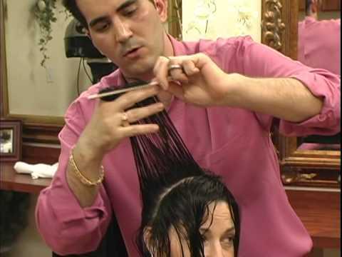 Amauri Ribeiro Dicas para aprender a repicar cabelo passo a passo parte 1