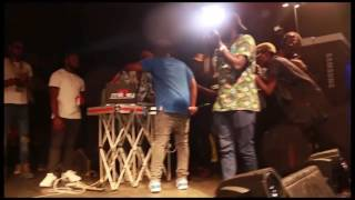 OLAMIDE & DAVOLEE  AWESOME PERFORMANCE AT REMINISCE STREET CONCERT