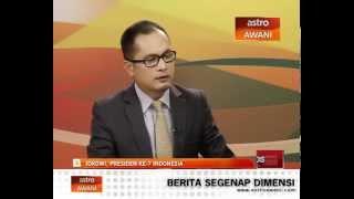Analisis Awani: Jokowi, Presiden Indonesia ke-7
