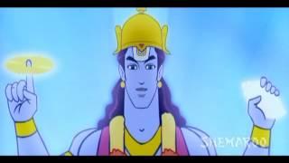 Dashavatar   The Kalki Avatar Of Vishnu   Animated Action Scene