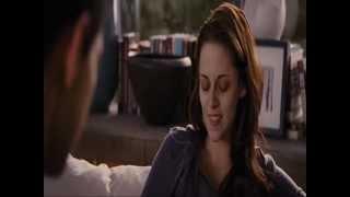 EXCLUSIVO Amanhecer parte 1 em portugues - Jacob descobre que Bella esta gravida