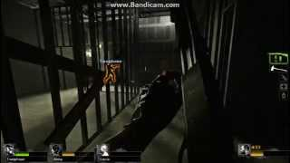 Left 4 dead Part 6 No Mery  Elevator Glitch!
