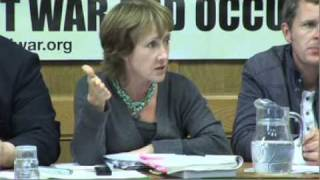 Patricai McKenna answers question on legality