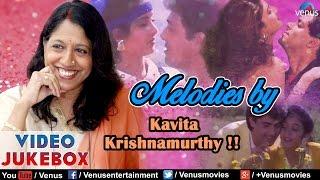 Kavita Krishnamurthy : Bollywood Most Melodious Songs || Video Jukebox