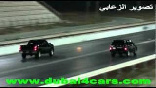 فتك vs جمس  - حلبة الامارات موتربلكس 2010-09-30