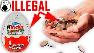9 Things You Don't Know are (STILL!) Illegal