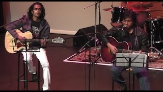 Bappa and Partha performing in Canberra - দলছুটের 'বাজি'