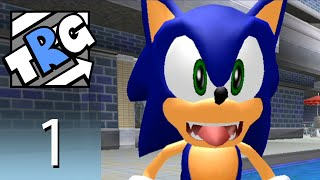 Sonic Adventure - Episode 1: Ridiculous Relay