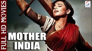 Mother India | Super Hit Hindi Full Movie l Nargis, Raaj Kumar, Sunil Dutt | 1957