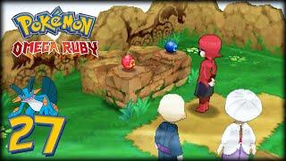 Pokémon Rubí Omega - Cap.27 ¡Las dos esferas del Monte Pírico!