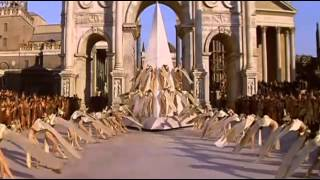 Kleopatra Königin Makedonia Christ - From Kingdom Republik Makedonia (video entersRome1963film)
