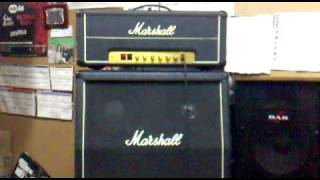 Marshall JMP 1978 stack Celestions G12H, G12M y G12-65