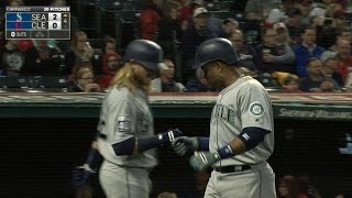 4/28/17: Cano, Gamel homer to power Mariners to win