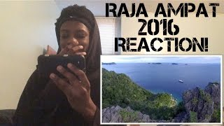 Raja Ampat 2016 REACTION!