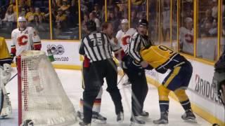 Bennett sticks up for Stajan in battle with Johansen