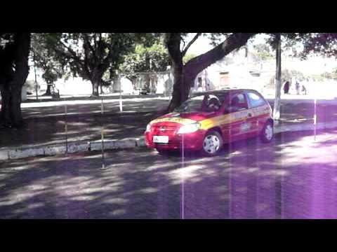 Patrick na Baliza ; Driver Car Pelotas RS