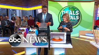 'GMA' Deals and Steals to go green in 2019