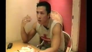 Donnie Yen (甄子丹) interview 1999
