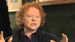 Simply Red interview - Mick Hucknall (part 1)