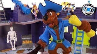 Halloween Scooby Doo Fuerte Pirata * Vídeos de Halloween 2017