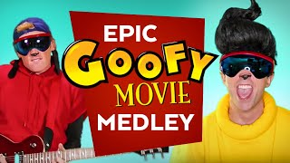 EPIC GOOFY MOVIE MEDLEY! - Peter Hollens feat. Stuart Edge