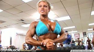 Melissa Dettwiller - Female Muscle Fitness Motivation