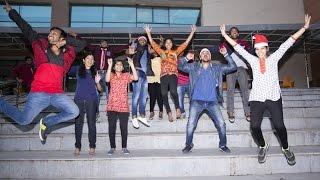 Sarrainodu Title Song   Year End Celebrations @HPE, Bagmane