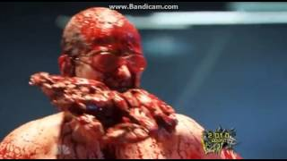 fear factor blood pool